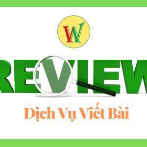 Review Keyword Dịch Vụ Viết Bài