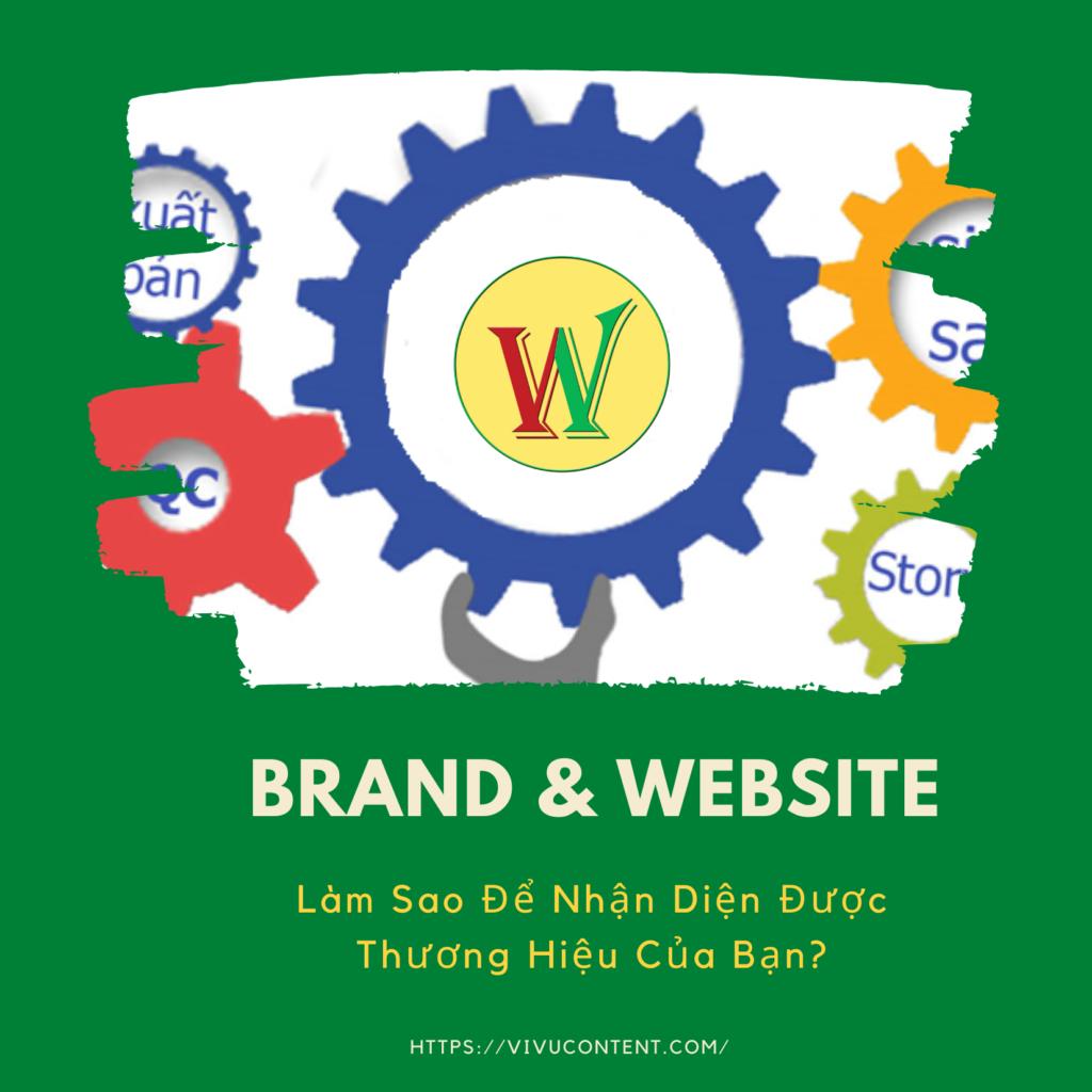 Thương hiệu và Trang web