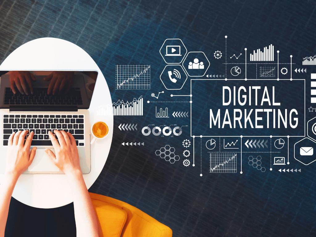 Dịch Vụ Digital Marketing Tăng Tỉ Lệ Chuyển Đổi