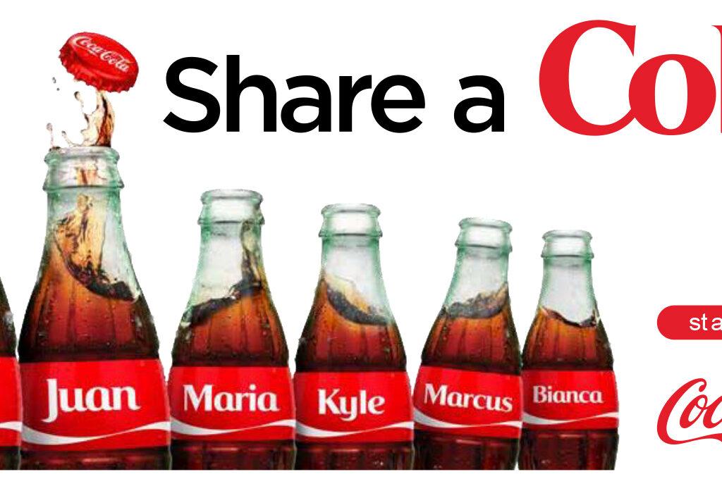 chiến lược quảng cáo của Coca cola