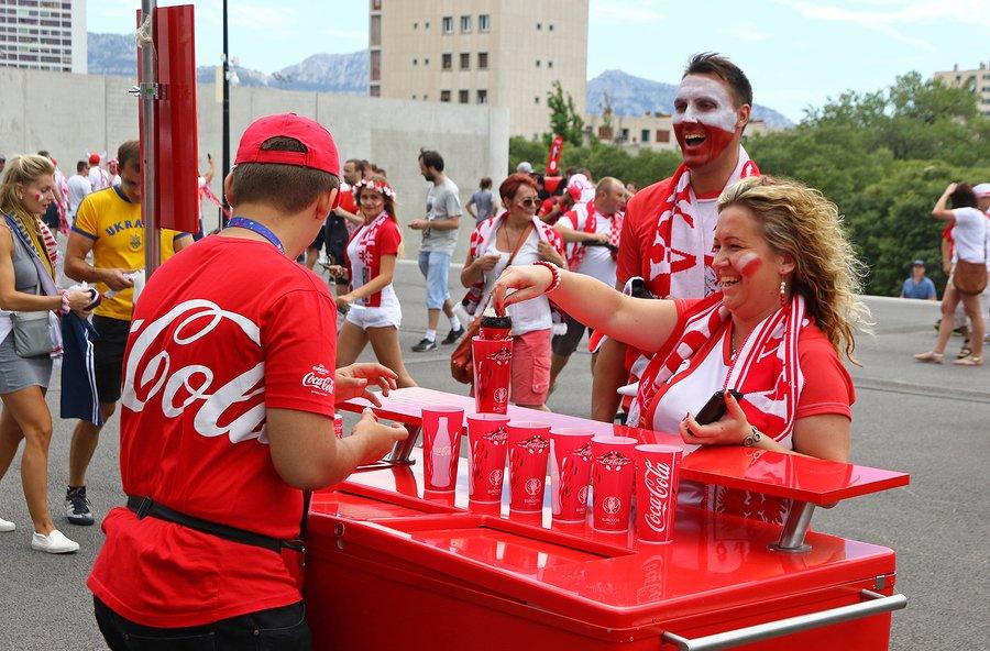 chiến lược tiếp thị của Coca Cola