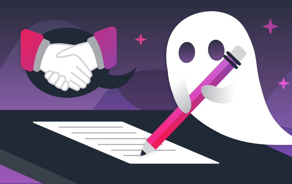 Ghostwriter là gì