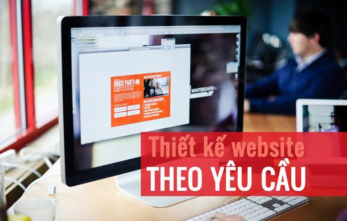 Thiết kế website theo yêu cầu là gì?