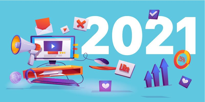 Content Marketing Năm 2021 Có Những Thay Đổi Gì