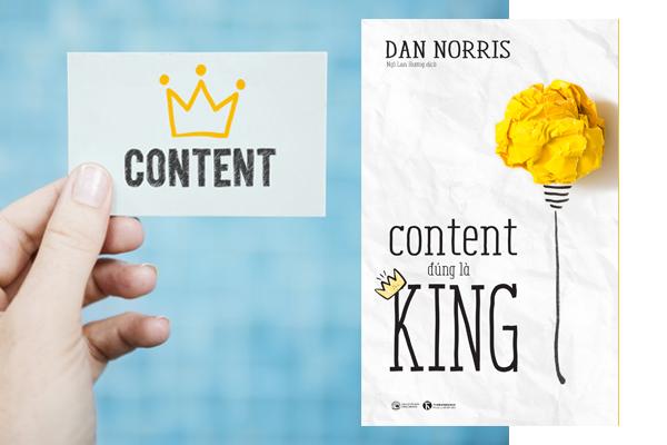 sách Content đúng là King